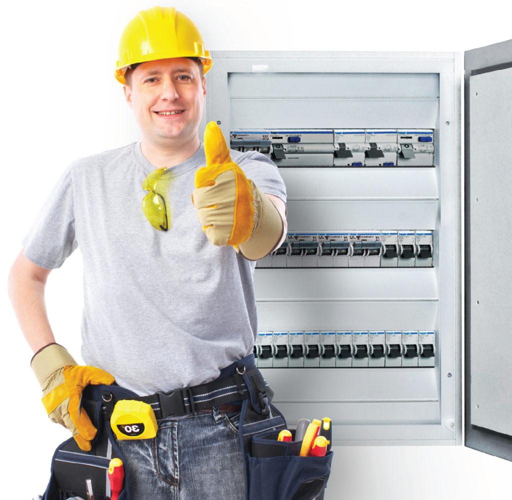 услуги мастера электромонтажа