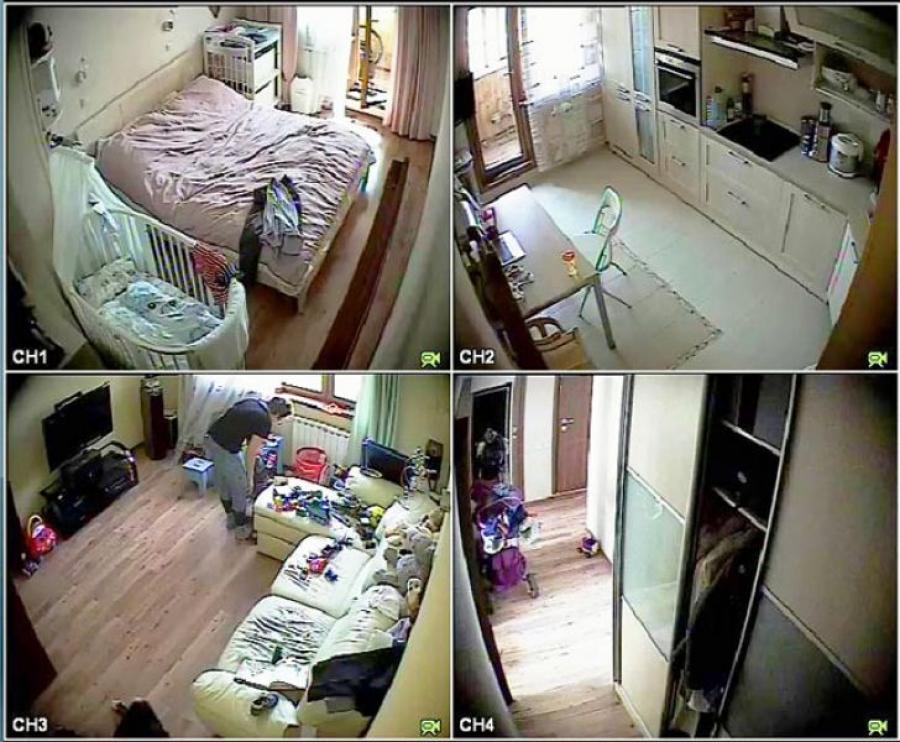 системы наблюдения за нанятым персоналом в квартире