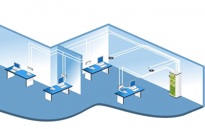Проектированеи СКС в офисе2