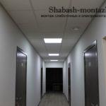 светодиодное освещение в коридоре